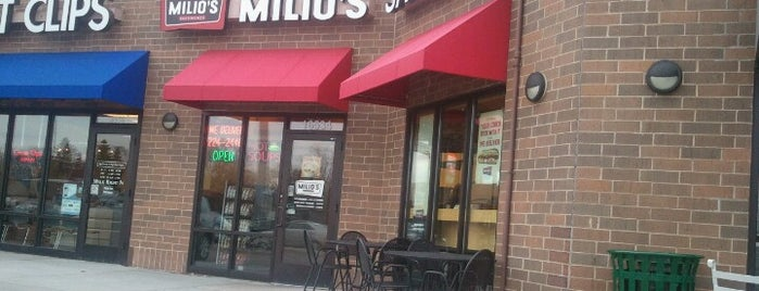 Milio's Sandwiches is one of Top picks for Sandwich Places.