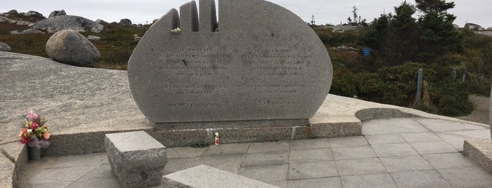 Swissair Flight 111 Memorial is one of Internet Part 3.
