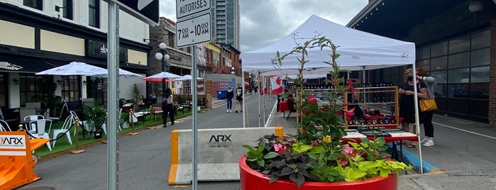 Byward Market is one of Ottawa.