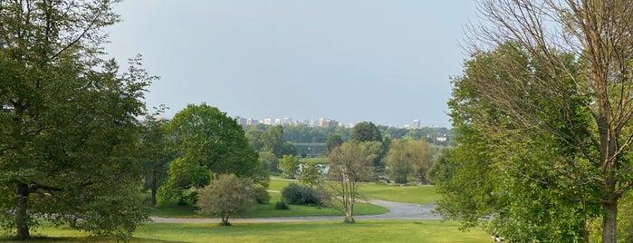 Arboretum is one of Ottawa.