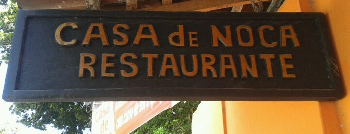 Restaurante Casa de Noca is one of Locais salvos de Fabio.