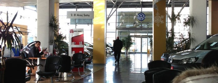 Volkswagen Avek is one of Orte, die Selçuk gefallen.