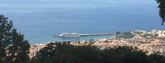 Monte is one of Madeira.