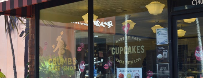 Crumbs Bake Shop is one of 주변장소4.