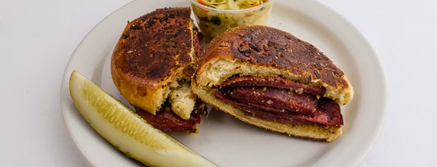 Rye Delicatessen is one of Bite Squad Delivers (Mpls.).