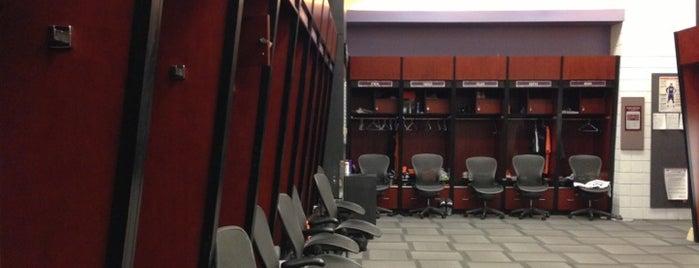 Phoenix Suns Locker Room is one of Places in Phoenix Az.