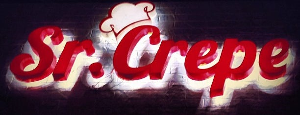 Sr Crepe is one of Restaurantes.