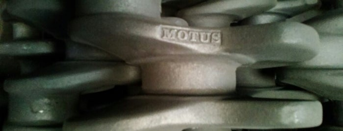 Motus Otomotiv is one of Locais curtidos por Mustafa Ahmet.
