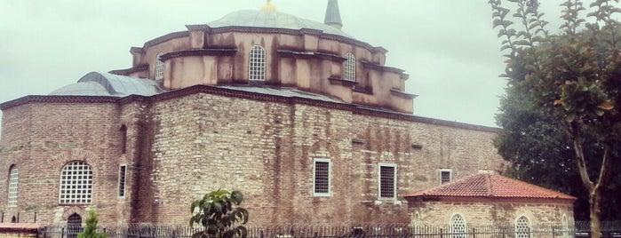 Église des Saints-Serge-et-Bacchus is one of istanbuli.