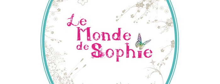 Le Monde de Sophie is one of Barcelona.