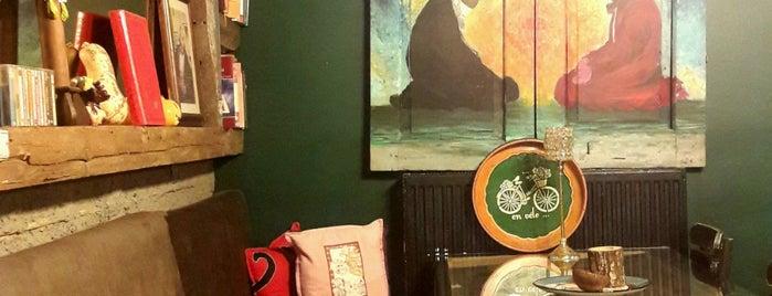 Cafe CUMA is one of BenC AnKARa.