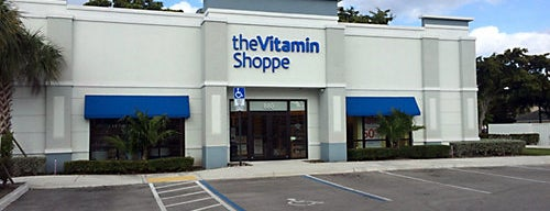 Vitamin Shoppe is one of Tammy's Liked Places.