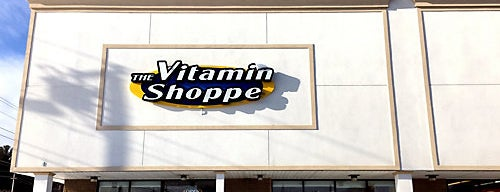 The Vitamin Shoppe is one of Orte, die B gefallen.