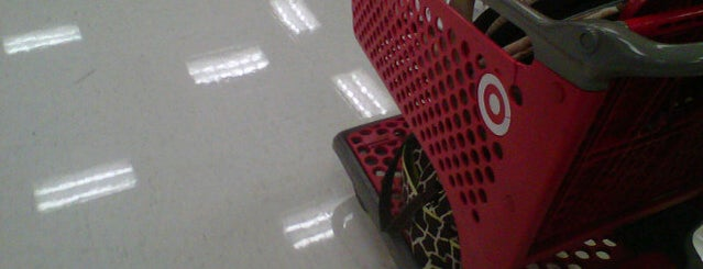 Target is one of Posti che sono piaciuti a Jeff.