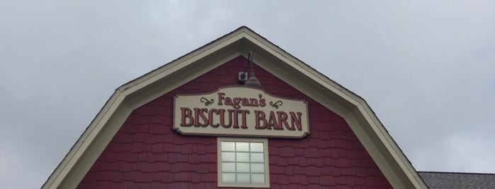 Fagan's Biscuit Barn is one of Breakfast.