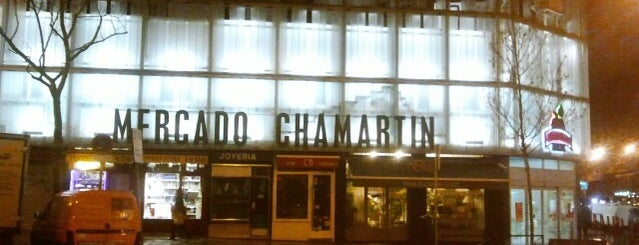 Mercado de Chamartín is one of Gabriel 님이 좋아한 장소.