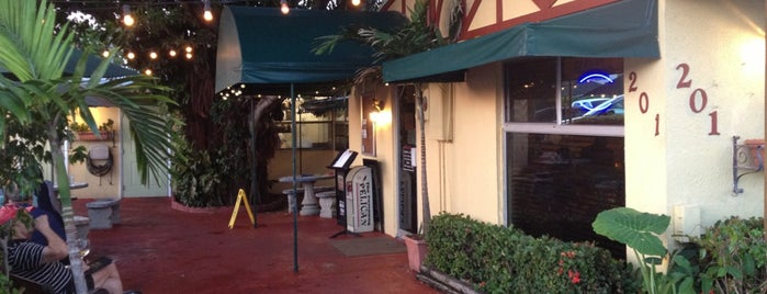 Cypress Nook German American Restaurant is one of FLL/PBI Scene.