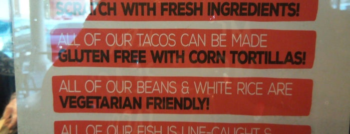 Chronic Tacos is one of Eats.