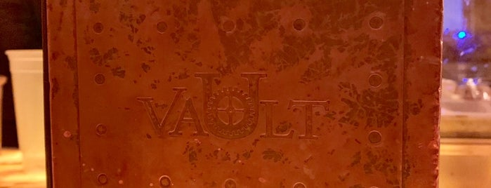 VAULT is one of Cleveland.