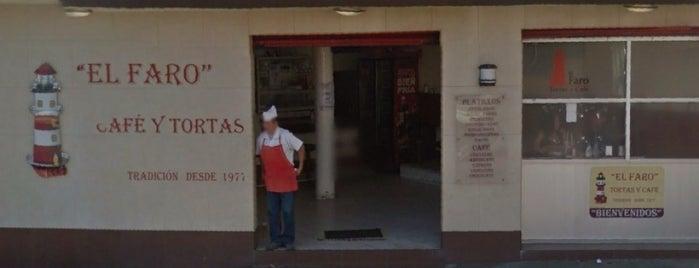El Faro (Tortas Y Cafe) is one of Jaime : понравившиеся места.