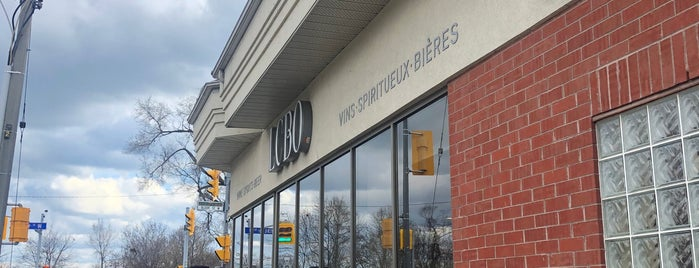 LCBO is one of Shopping.