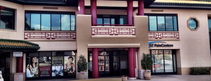 COFCO Chinese Cultural Center is one of Places to visit in Phoenix/Scottsdale.