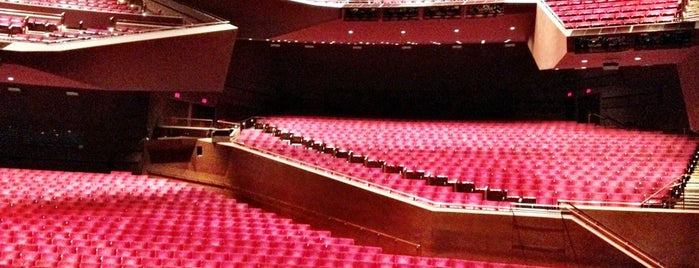 Segerstrom Center for the Arts is one of Posti che sono piaciuti a Jen.
