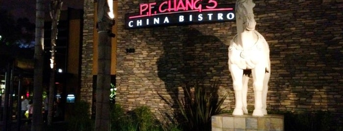 P.F. Chang's is one of app check!!1.