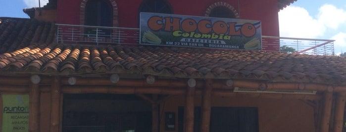 Chocolo is one of Locais curtidos por Vane.