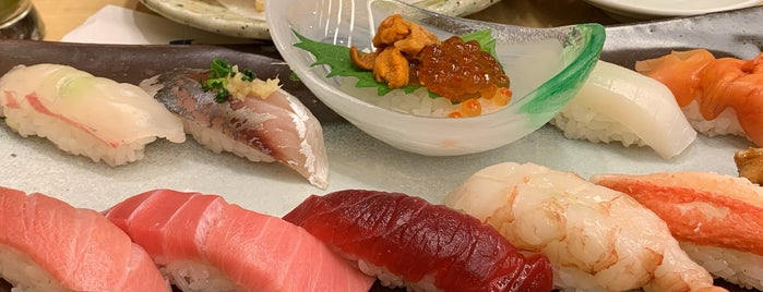 Tsukiji Sushisei is one of To-do Food.