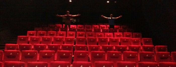 Cinemaximum is one of Orte, die Nazceren gefallen.