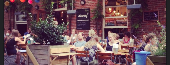 De Werf is one of LEUVEN · Restaurants & Snacks.