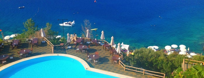 Club Hotel Barbarossa is one of KAŞ&FTHYE.