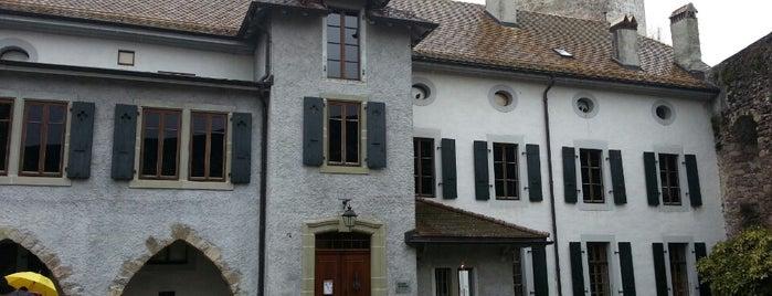 Musee Suisse du Jeu is one of Tempat yang Disukai Romy Alyssa.