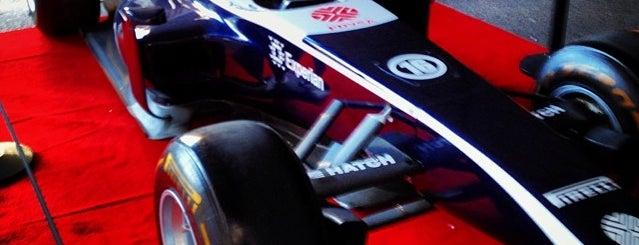 F1 Fan Festival