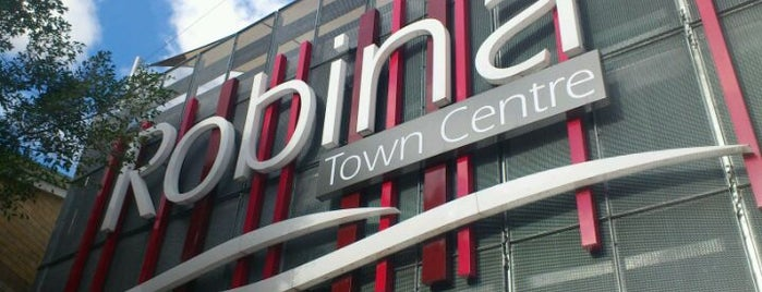 Robina Town Centre is one of أستراليا.