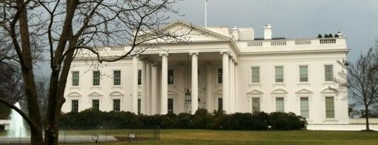 ホワイトハウス is one of Must See DC!.