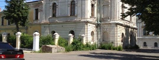 Тверской императорский путевой дворец is one of Russia10.