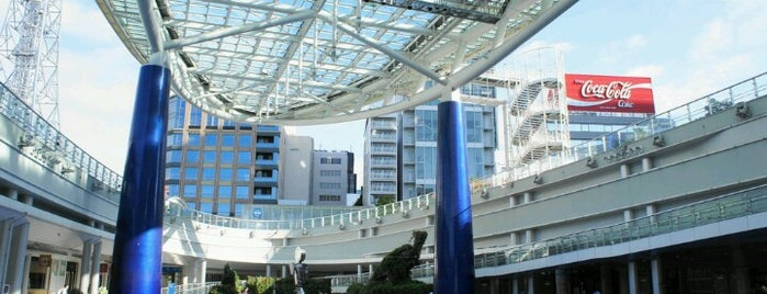 Oasis 21 is one of ノマドスポット in 名古屋.