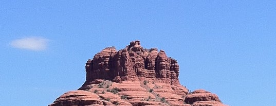 Bell Rock is one of Sedona.