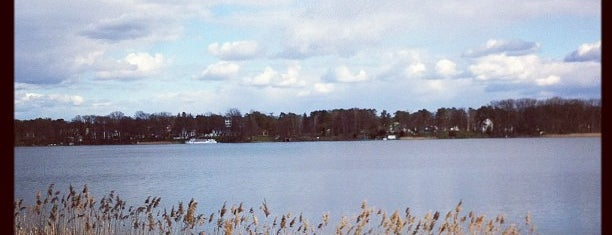 Scharmützelsee is one of Joud's Liked Places.