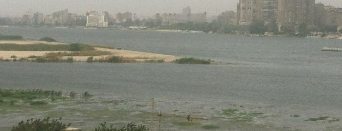 The Nile River is one of When In Egypt.