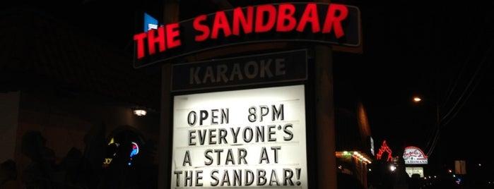 The Sandbar is one of Donna: сохраненные места.