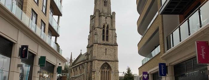 Ealing Broadway is one of London's Neighbourhoods & Boroughs.