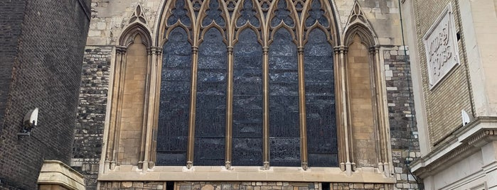 St Etheldreda is one of 1000 Things To Do In London (pt 2).