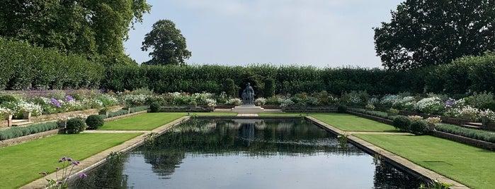 Princess Diana Memorial Garden is one of สถานที่ที่ Rafael ถูกใจ.