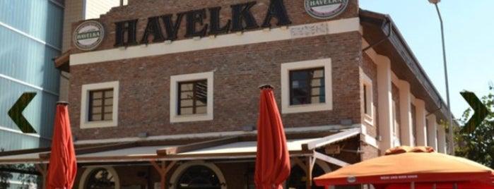 Havelka is one of eskişehir.