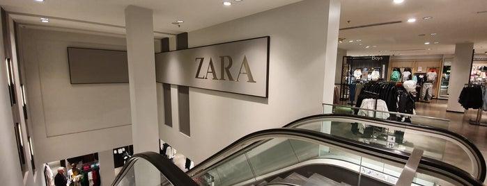 Zara is one of Safiye : понравившиеся места.