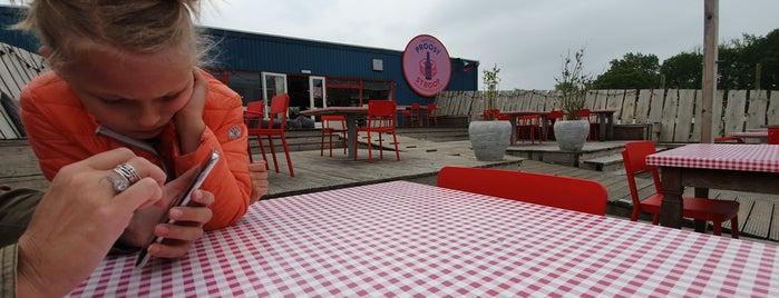 Stroop is one of Diner (Amsterdam).