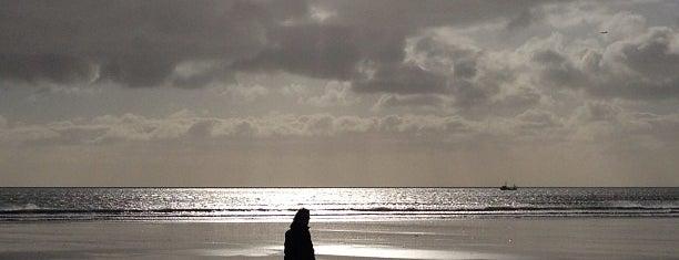 Portmarnock Beach is one of Dublin To Go.